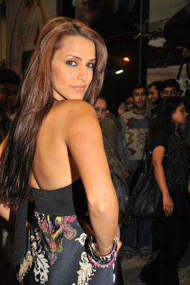 Neha Dhupia hot picture