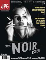 Cover, JPG Magazine