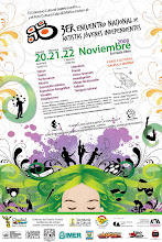 Tercer Encuentro Nacional de Artistas Jóvenes Independientes (ENAJI).