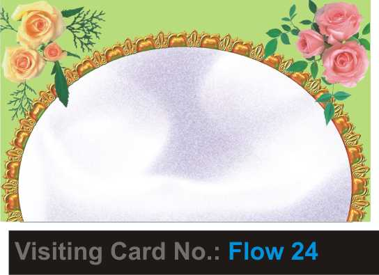 Visiting Card Designs for
