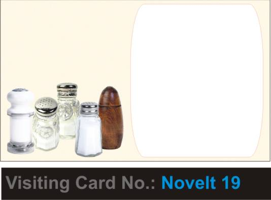 Various Visiting Card Designs