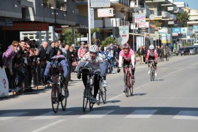 Lo sprint vincente,Roberto Mentuccia
