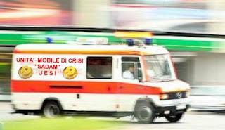 unità mobile di crisi, asse jesi-ostra