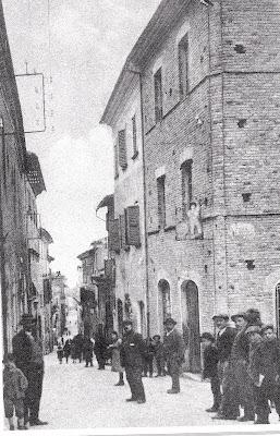 Montalboddo,Ostra,Corso Umberto I°