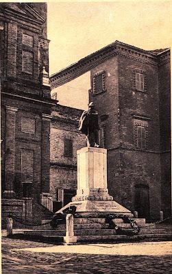 OSTRA 1925,pIAZZA VITTORIO EMANUELE II
