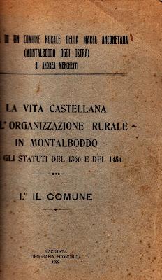 Ostra,Menchetti,Vita,castellana