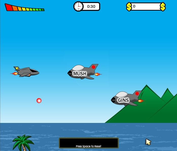 Assault Typing Kids Typing Games Typing Games For Kids