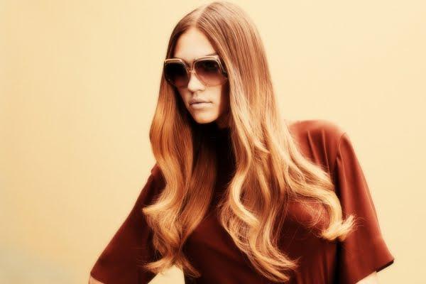Vintage Azzaro sunglasses,