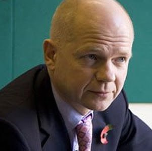 ... William Hague following online rumours that he was having a gay affair ...