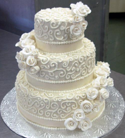 Gâteaux de mariages