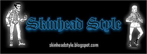 skinhaed style