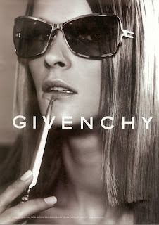 Carmen Kass Givenchy