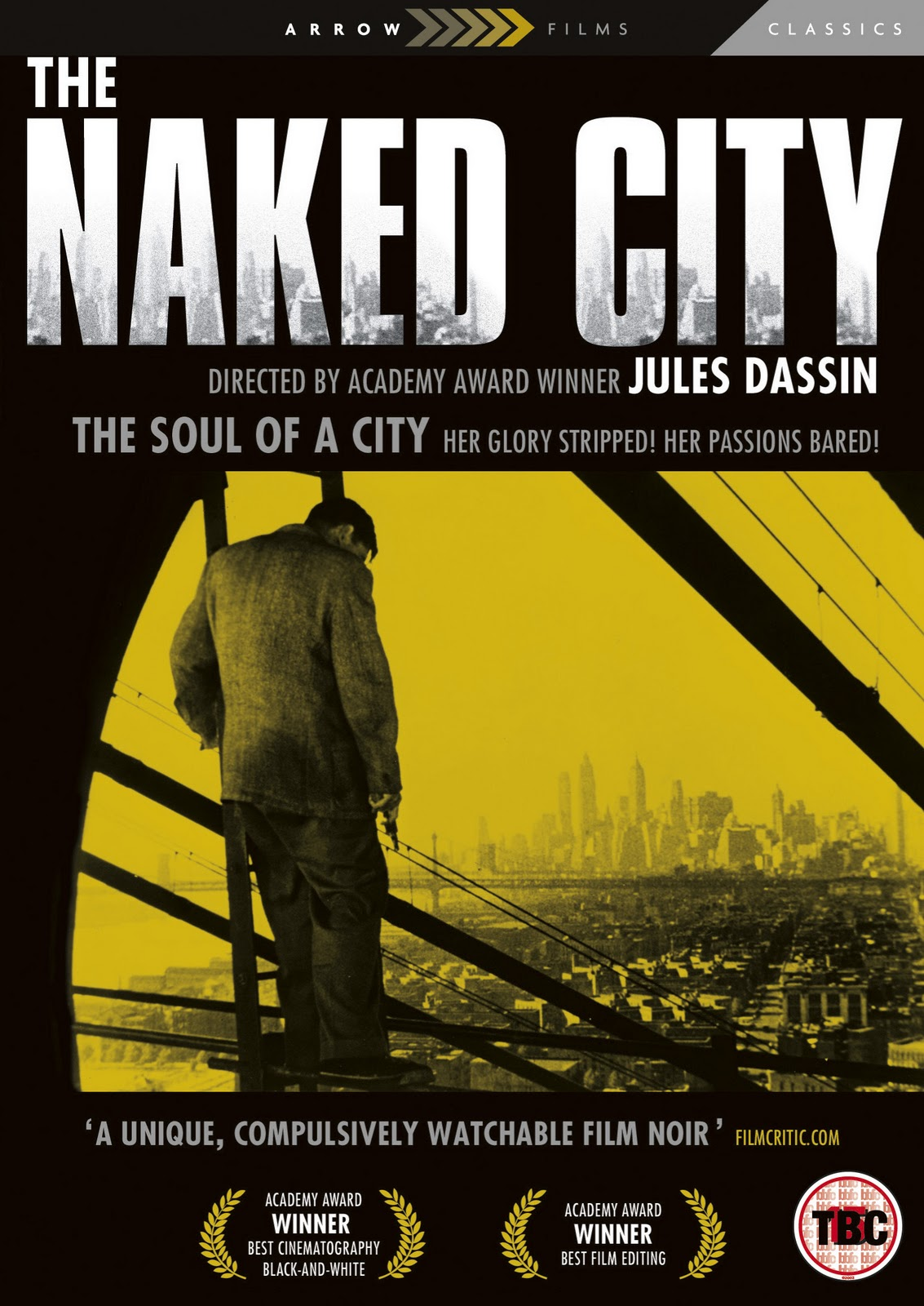 Naked City Film 40