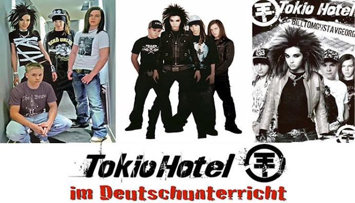 Tokio Hotel im Deutschunterricht