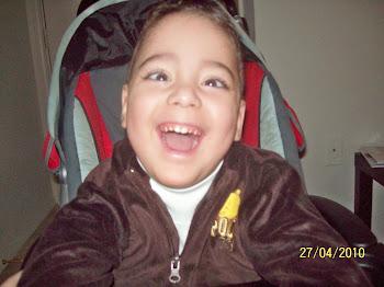 La magica sonrisa de Gerardito!!