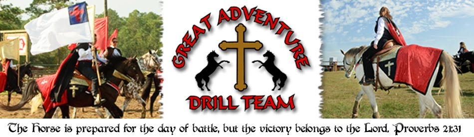 Great Adventure Drill Team