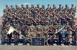 Basic Training 3rd Platoon