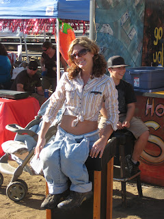 Hill Billy Chili Girl