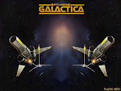#9 Battlestar Galactica Wallpaper