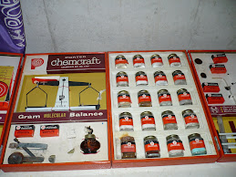 Porter Chemcraft Chemistry Set