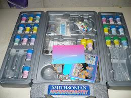 Smithsonian Microchemistry 5000