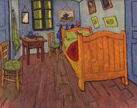 La habitación en Arles - Vincent Van Gogh