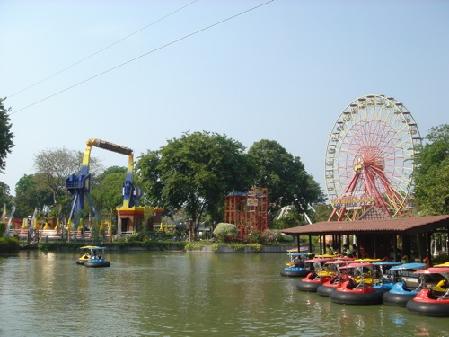 Water Park Ancol Water Park