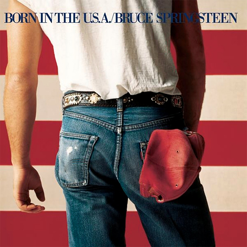 album bruce springsteen born to run. hairstyles Bruce Springsteen