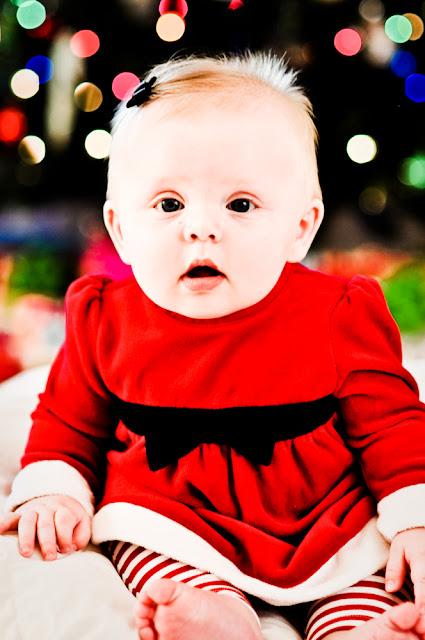 Santa Baby|Christmas Mini Session|Las Vegas Photographer