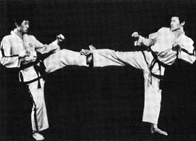 Kỹ thuật Taekwondo: Đừng coi thường thế đỡ căn bản kỹ thuật taekwondo: Đừng coi thường thế đỡ căn bản Kỹ thuật Taekwondo: Đừng coi thường thế đỡ căn bản CrescentKick