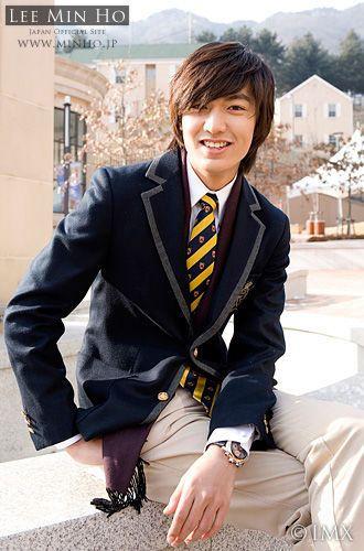 المسلسل الجديد للبطل الوسيم Lee Min Ho