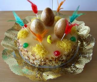 Rosca de Pascuas Mona1