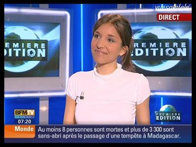 vuesalatele: Virginie PLAUT – BFM TV – 2009 04 09