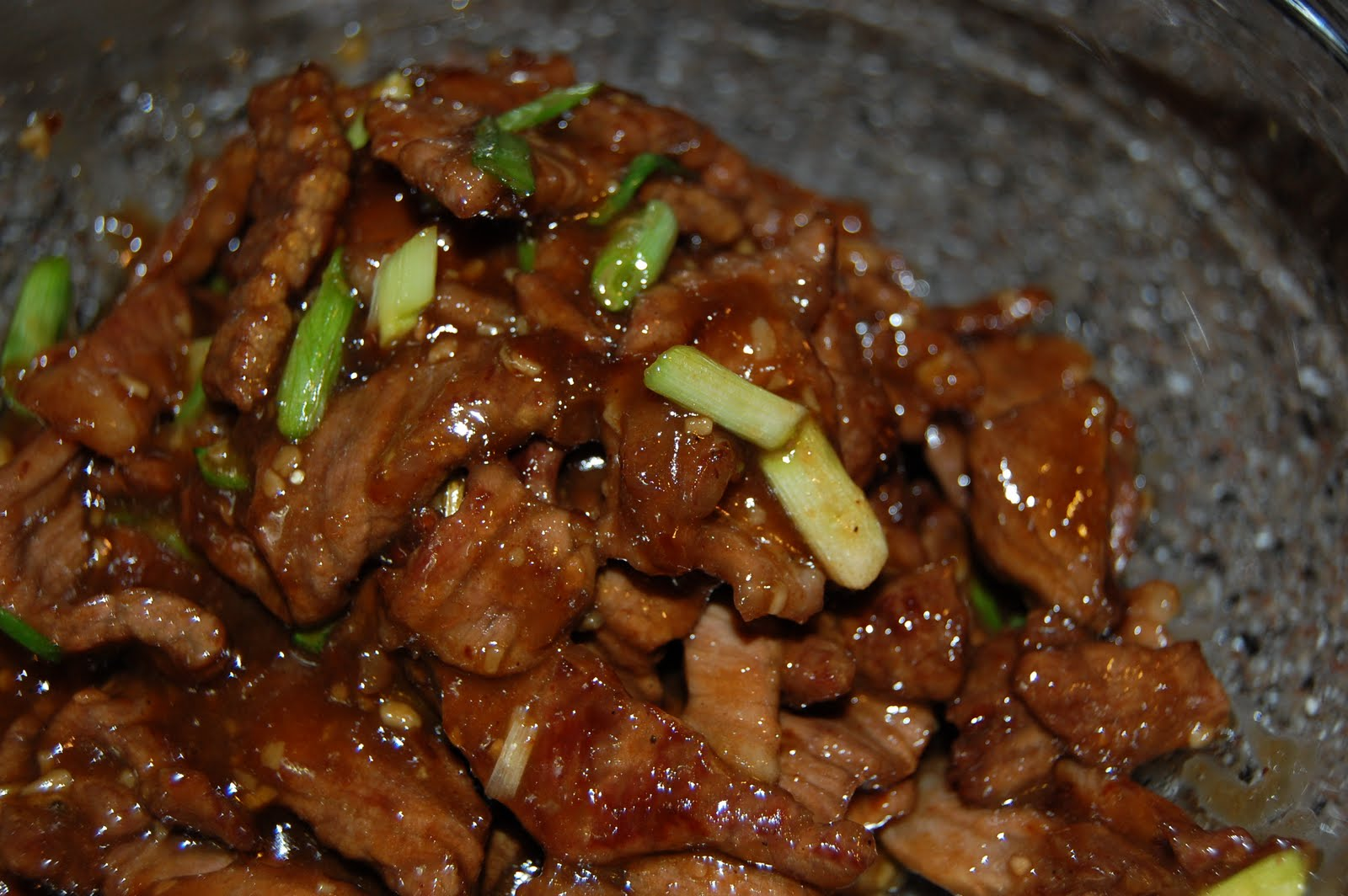 Hon, what's for dinner?: By Request: pf changs mongolian beef