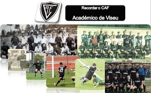 Recordar o Clube Académico de Futebol - Académico de Viseu