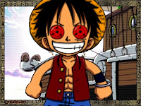 Luffy Sharingan