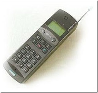 Asal Usul Sejarah Perkembangan Hape / Ponsel / handphone SIEMENS