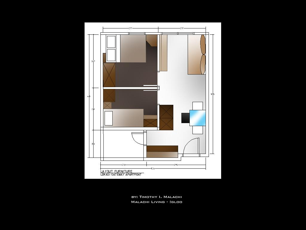 Klappertaart online design for sale makeover apartemen for Design apartemen 2 kamar