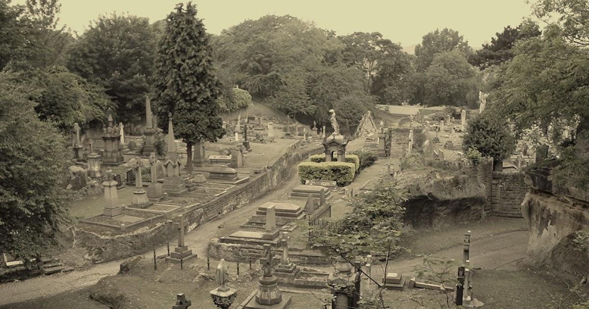 Cemetery Explorers The City Rock Cemetery Nottingham