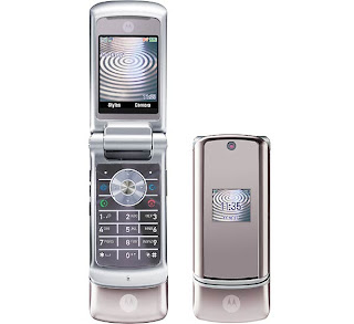 K1 Prata GSM Motorola