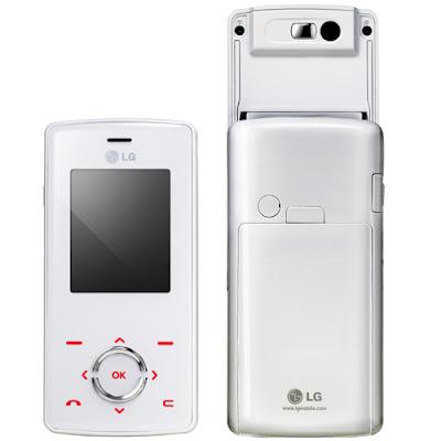 LG Chocolight Branco MG280 - GSM