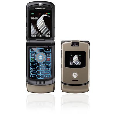 Motorola V3 Gray