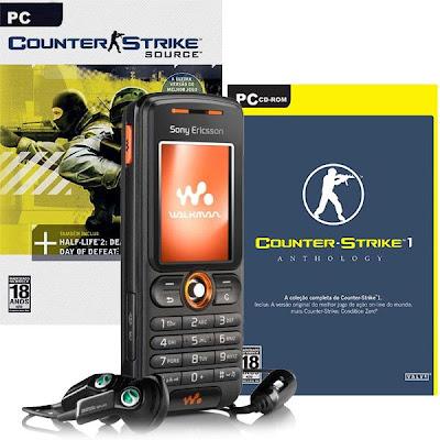 Sony Ericsson W200 Preto