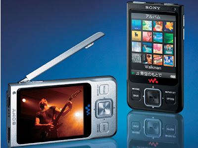 Sony new Walkman 'NW-A910