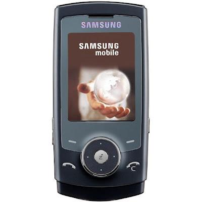 U600 GSM SAMSUNG