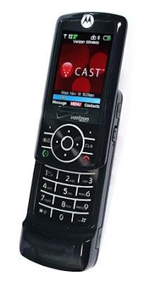 Motorola MOTORIZR Z6tv