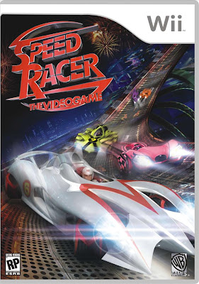 Game Speed Racer Wii