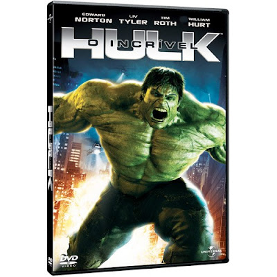 O Incrvel Hulk DVD