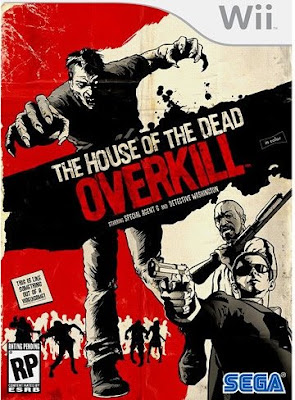 Game House of the Dead: Overkill
