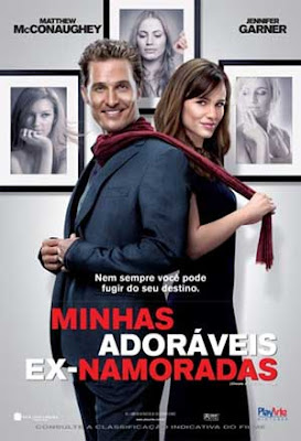 Minhas Adorveis Ex-Namoradas (The Ghosts of Girlfriends Past)